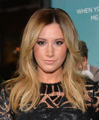 Ashley Tisdale at the California premiere of