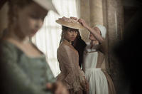 Gugu Mbatha-Raw as Dido Elizabeth Belle in