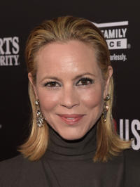 Maria Bello at the California premiere of