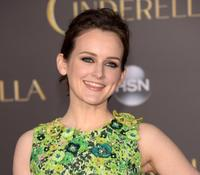 Sophie McShera at the California premiere of