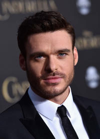 Richard Madden at the California premiere of