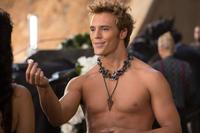 "Sam Claflin as Finnick Odair in ""The Hunger Games: Catching Fire."""
