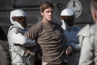 """Liam Hemsworth as Gale Hawthorne in """"The Hunger Games: Catching Fire."""""""