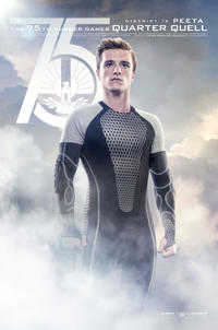 """Poster art for """"The Hunger Games: Catching Fire."""""""
