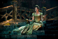 Anna Kendrick as Cinderella in