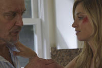 "Michael Bowen as Larry and Brooke Butler as Tracy Bingham in the horror comedy ""ALL CHEERLEADERS DIE"
