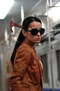 Julie Estelle as Hammer Girl in