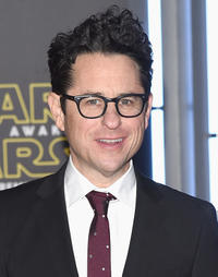J.J. Abrams at the California premiere of