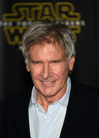 Harrison Ford at the California premiere of