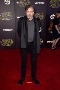 Mark Hamill at the California premiere of