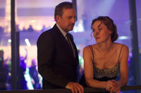 Kevin Costner and Connie Nielsen in