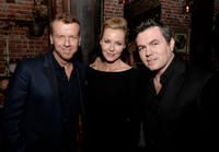 Director McG, Connie Nielsen and executive producer Tucker Tooley at the California premiere of