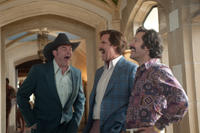 David Koechner, Will Ferrell and Paul Rudd in