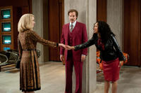 Christina Applegate, Will Ferrell and Meagan Good in