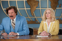 Will Ferrell and Christina Applegate in