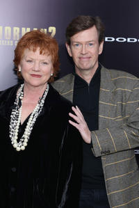 Dylan Baker and Becky Ann Baker at the New York premiere of