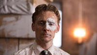 Tom Hiddleston as Laing in