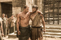 Liam Mcintyre and Kellan Lutz in