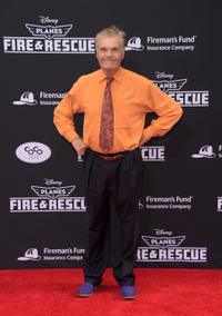 Fred Willard at the California premiere of