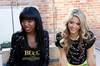 Xosha Roqemore as Caprice and Sasha Pieterse as Fawcett in