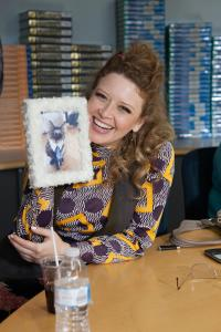 Natasha Lyonne as Ms. Hoegel in