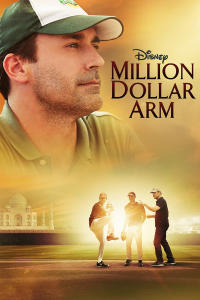 Million Dollar Arm poster Jon Hamm