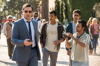 Jon Hamm, Madhur Mittal, Suraj Sharma and Pitobash in