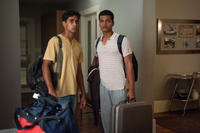 Suraj Sharma as Rinku and Madhur Mittal as Dinesh in