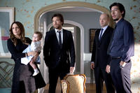 Tina Fey as Wendy Altman, Jason Bateman as Judd Altma, Corey Stoll as Paul Altman and Adam Driver as Phillip Altman in