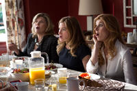 Debra Monk as Linda Callen, Kathryn Hahn as Alice Altman and Connie Britton as Tracy Sullivan in