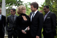 Jane Fonda as Hillary Altman and Jason Bateman as Judd Altman in