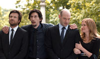 Jason Bateman as Judd Altman, Adam Driver as Phillip Altman, Corey Stoll as Paul Altman and Kathryn Hahn as Annie Altman in