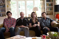 Adam Driver as Phillip Altman, Corey Stoll as Paul Altman, Tina Fey as Wendy Altman and Jason Bateman as Judd Altman in