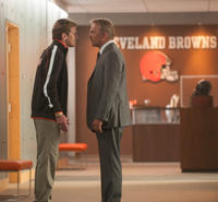 Denis Leary and Kevin Costner in