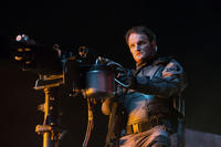 Jason Clarke as John Connor in