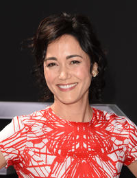 Sandrine Holt at the California premiere of