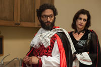 Jason Mantzoukas as Bob and Melanie Lynskey as Brenda in