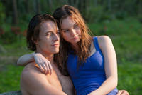 Luke Bracey and Liana Liberto in
