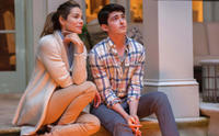 Michelle Monaghan and Ian Nelson in