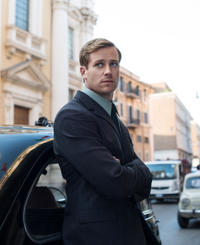 Armie Hammer as Illya in