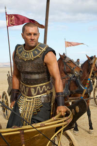 Joel Edgerton as Ramses in
