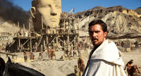 Christian Bale as Moses in