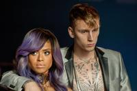 Gugu Mbatha-Raw and Machine Gun Kelly in