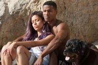 Gugu Mbatha-Raw and Nate Parker in