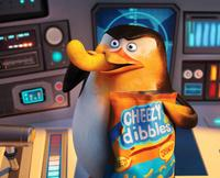 penguins of madagascar cheezy dibbles