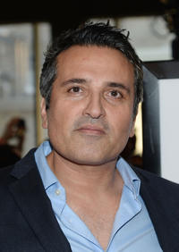 Producer Adrian Askarieh at the New York premiere of
