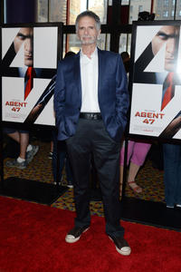Producer Charles Gordon at the New York premiere of