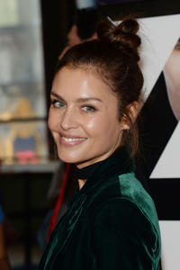 Hannah Ware at the New York premiere of