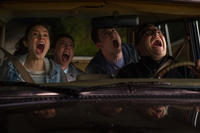Odeya Rush, Ryan Lee, Dylan Minette and Jack Black star in