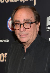 Author R.L. Stine at the New York premiere of